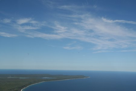 Gillies Lake and Cabot Head